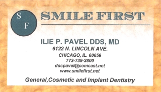 Ilie Pavel, DDS, General, Cosmetic and Implant Dentistry